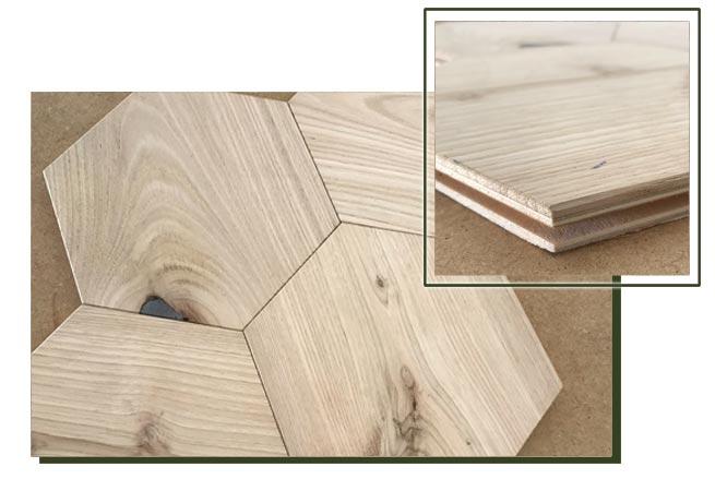 comprar-parquet-formato-geometrico-hexacono-madera-castano-precio