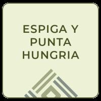 ESPIGA Y PUNTA HUNGRIA